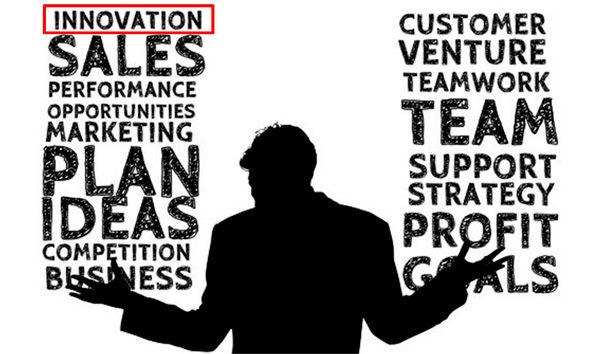 Позиция инноватики на рынке интеллектуального труда