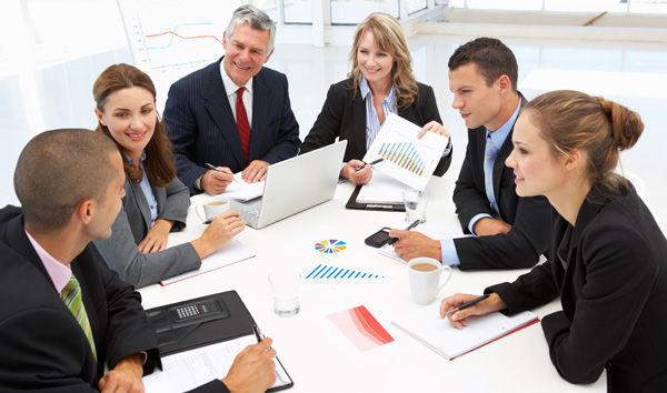 Место команды в проектной организации