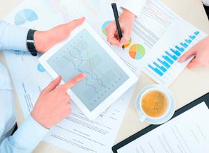 обсуждение инвестиций в бизнес