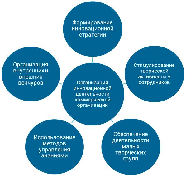 элементы организационной системы ИДП