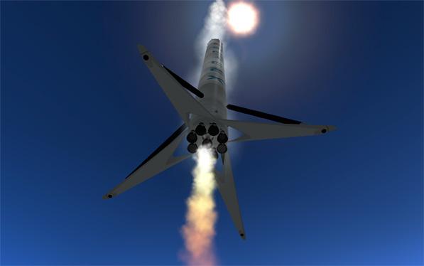 возврат Falcon-9