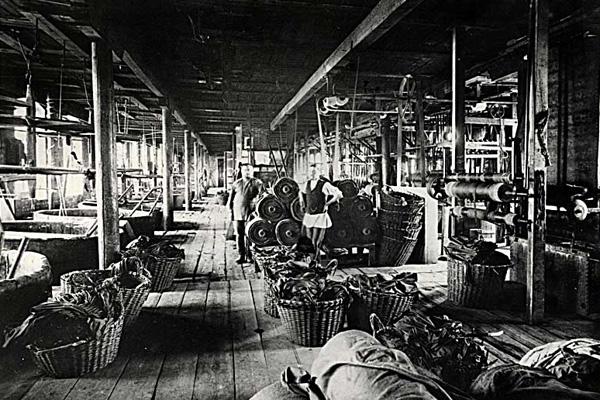 мануфактура начала 20 века