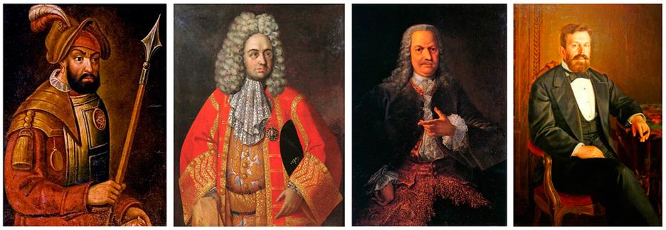 портреты купцов