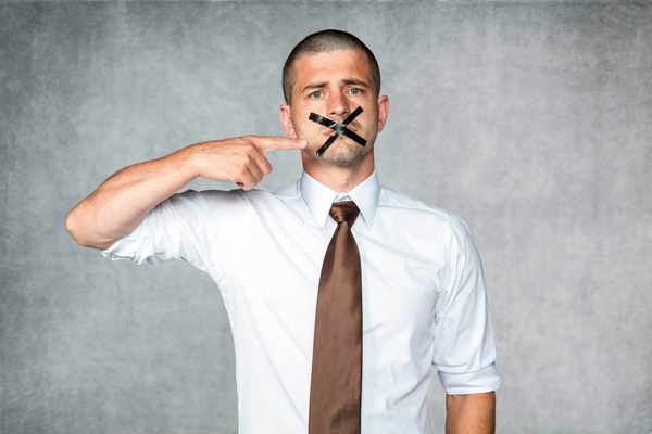 не давайте сотрудникам манипулировать